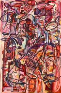 Anne-Marie Pécheur Artiste Peinture et Lumière Bouturage PE-0090