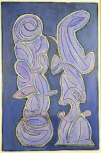 Anne-Marie-Pécheur-Artiste-Peinture-et-Lumière-Dessin-2000-10