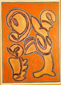 Anne-Marie-Pécheur-Artiste-Peinture-et-Lumière-Dessin-2000-13