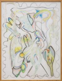 Anne-Marie-Pécheur-Artiste-Peinture-et-Lumière-Dessin-2007-PÉC011