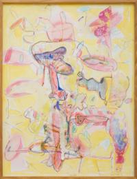 Anne-Marie-Pécheur-Artiste-Peinture-et-Lumière-Dessin-2007-PÉC012