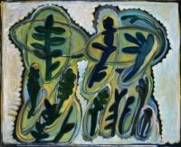 Anne-Marie Pécheur Artiste Peinture et Lumière Deux Visages 503-2002