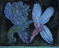 Anne-Marie Pécheur Artiste Peinture et Lumière Les Bouquets 519-2002
