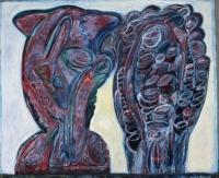 Anne-Marie Pécheur Artiste Peinture et Lumière SansTitre Bouturage 502-2002